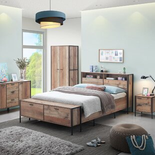 Bodgers Double Bed Frame By Borough Wharf