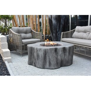 Stark Concrete Propane Fire Pit Table