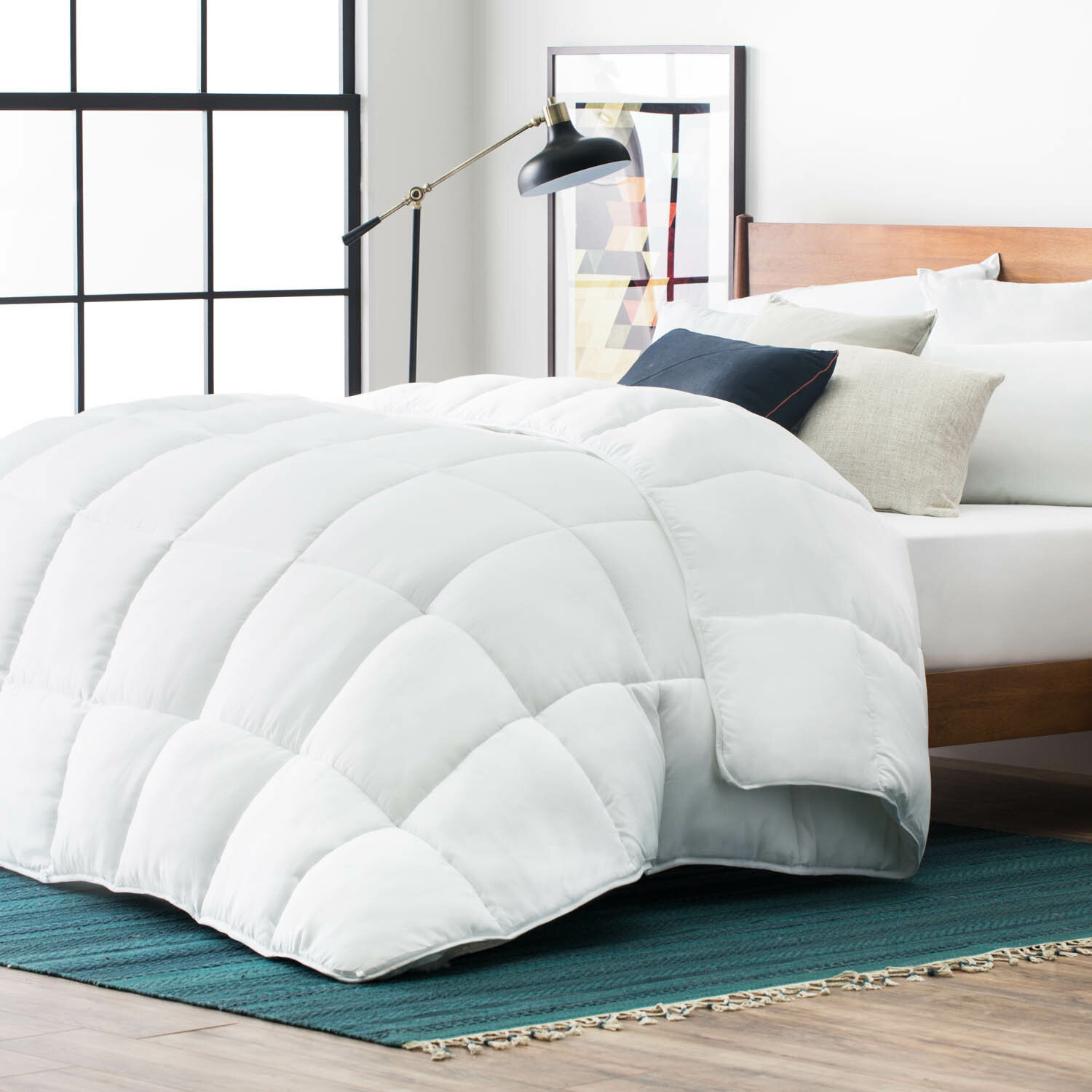 California King Down Comforters Duvet Inserts You Ll Love Wayfair