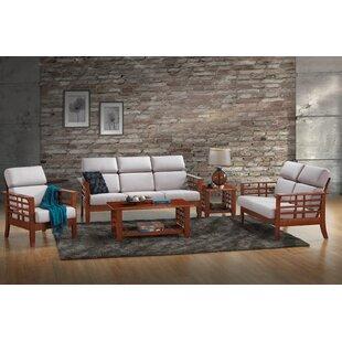 Mayon 5 Piece Living Room Set