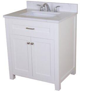 Ryenne 30 Single Bathroom Vanity by Darby Home Co