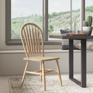 Lynn Arrowback Solid Wood Dining Chair