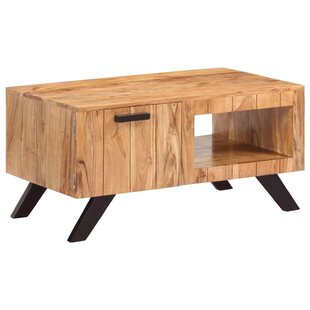 Salvi Coffee Table With Storage By 17 Stories