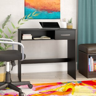Lansing 1 Drawer Writing Desk by Ebern Designs Today Only Sale