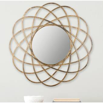 Everly Quinn Tisdall Coastal Beveled Accent Mirror Reviews Wayfair