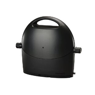 41cm Lightweight 2-Burner Portable Gas Barbecue By NomadiQ
