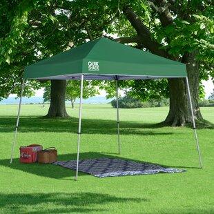 Weekender Elite 9 Ft. W x 9 Ft. D Steel Pop-Up Canopy by QuikShade