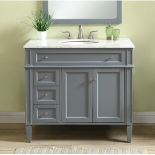 Beetwood 40 Single Bathroom Vanity set by Darby Home Co
