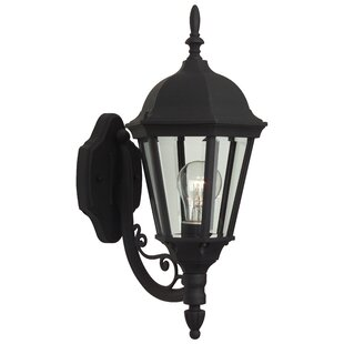 Oakhill Outdoor Sconce by Charlton Home