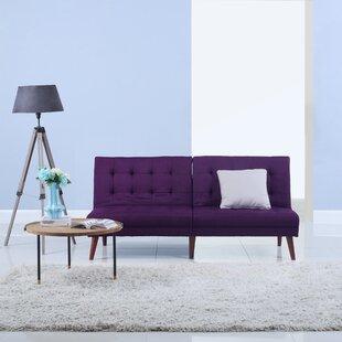 Modern Tufted Convertible Sofa