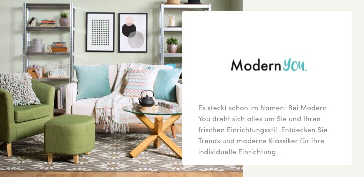 Modern You | Wayfair.de