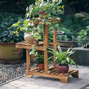 Merriam Rectangular Multitiered Plant Stand
