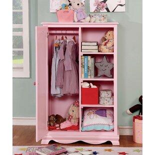 Shel Closet Armoire