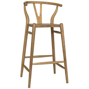 Zola 42 Bar Stool Noir