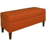 Marazi Upholstered Storage Bench by Alcott Hill®