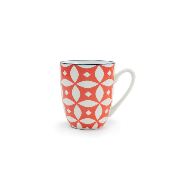 Tablescapes By Gaia Group Llc Cady Coffee Mug & Reviews by Gaia Tablescapes