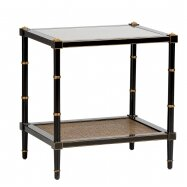 Conners Caned End Table