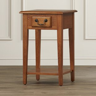 Shopping for Apple Valley End Table by Charlton Home