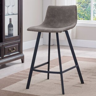 Winsford Counter 21'' Bar Stool (Set of 2) Wrought Studio