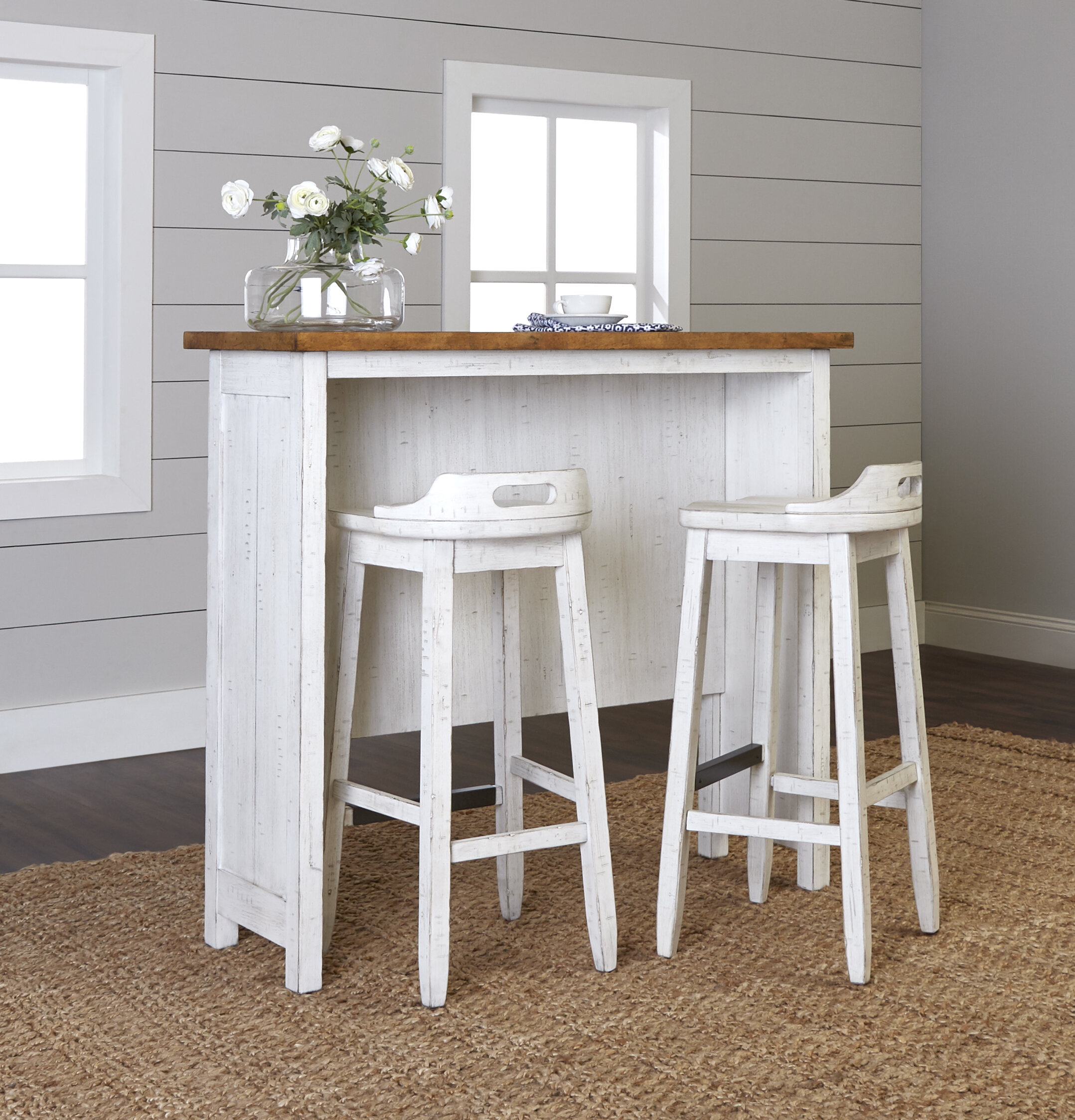 Trisha Yearwood Home Collection Trisha Yearwood Home Country Line Bar Kitchen Island Reviews Wayfair Ca