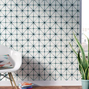 Folden Modern 165 L X 205 W Geometric Peel And Stick Wallpaper Roll