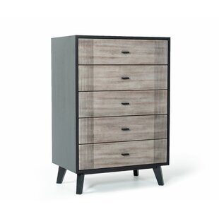 Donham 5 Drawer Chest