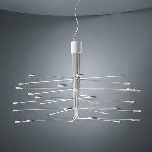 ZANEEN design Arbor 30-Light LED Chandelier
