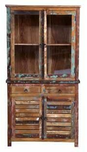 Rockdale China Cabinet by Bloomsbury Market
