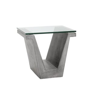Sunpan Modern Mixt Jasper End Table