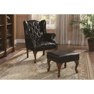 Wildon Home ® Walterville Wing Back Chair