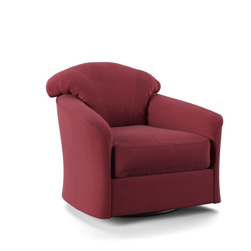 Exeter Swivel Barrel Chair