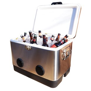 BREKX 54 Qt. Party Heavy Duty Cooler