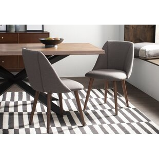 Gerald Upholstered Dining Chair (Set of 2..