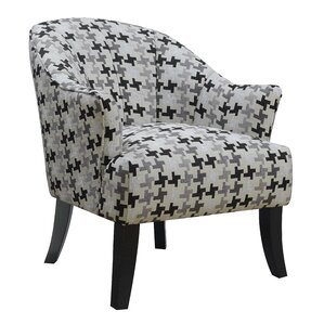 Gladstone Barrel Chair by Red Barrel Studio
