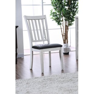 Jessie Upholstered Dining Chair (Set of 2) Longshore Tides