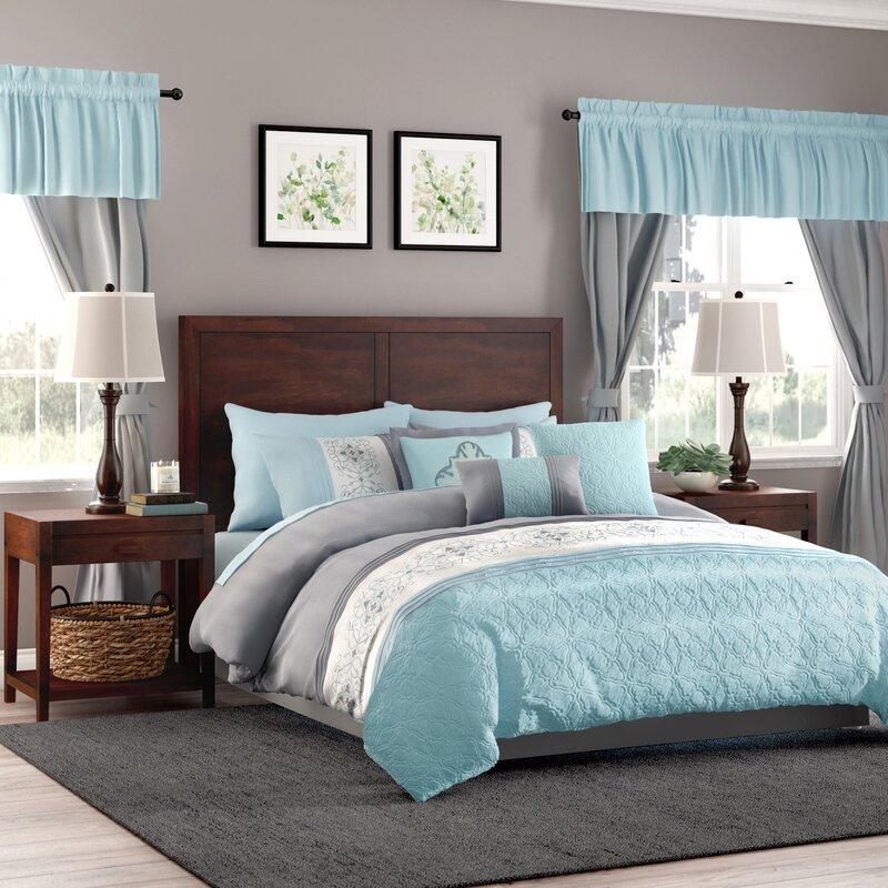 Red Barrel Studio Galloway 20 Piece Comforter Set Reviews Wayfair