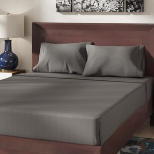 Cullen 400 Thread Count Solid Color 100% Cotton Sheet Set