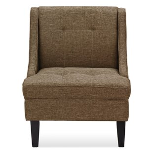 Ivy Bronx Janiyah Slipper Chair