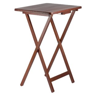 Comparison Jacobsen 5 Piece Tray Table Set ByAlcott Hill