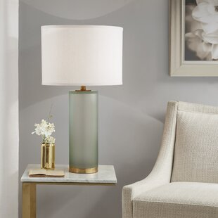 Read Reviews Nikhat 29 Table Lamp By Everly Quinn