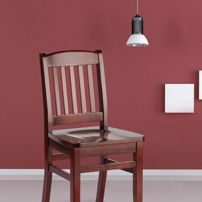 Bulldog Side Chair with Cushion