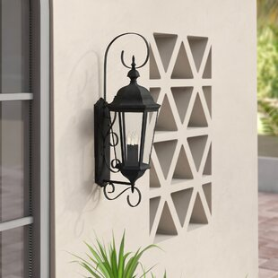 Hounsfield 3-Light Outdoor Wall Lantern