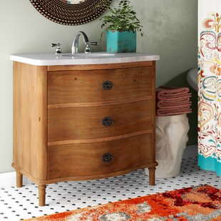 save world menagerie blaire 36 bathroom vanity set - Wood Bathroom Vanities