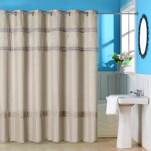 Murgo Single Shower Curtain by Alcott Hill Herry Up