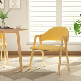 Order Fedor Upholstered Dining Chair (Set of 4) by George Oliver Reviews (2019) & Buyer's Guide