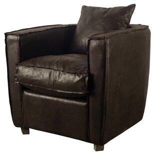 Bertaux Espresso Club Chair by Trent Austin Design