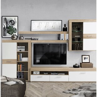 Unai Entertainment Unit For TVs Up To 55
