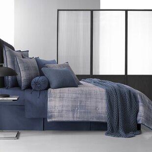 Karlee 4 Piece Reversible Comforter Set
