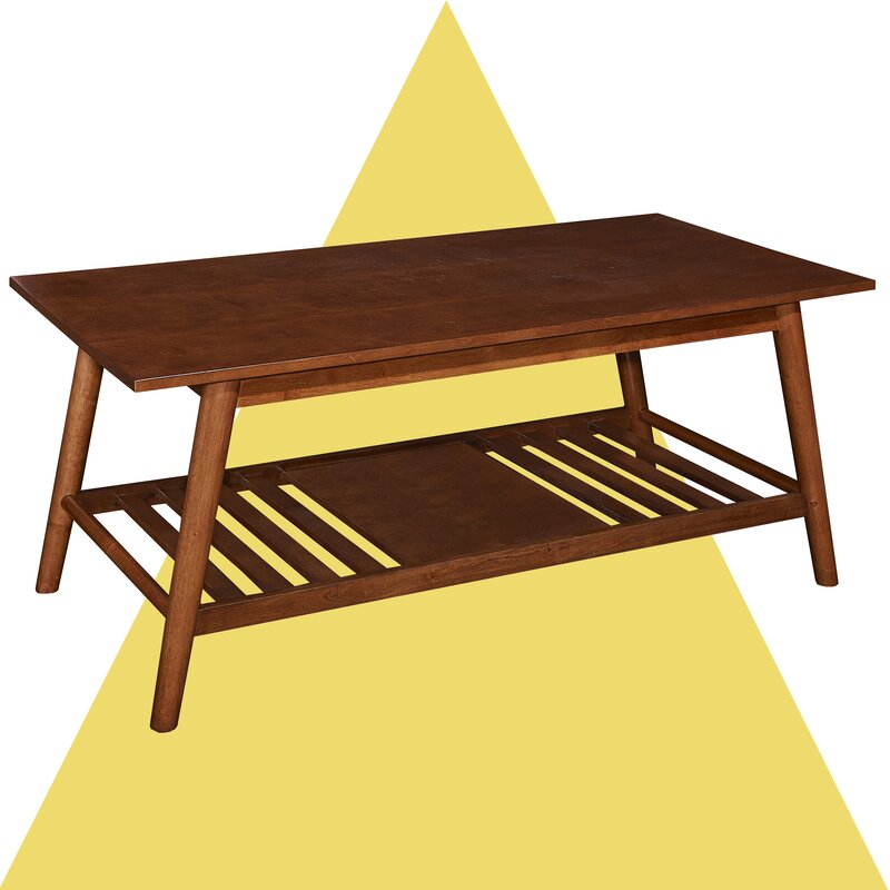 Hashtag Home Brock Coffee Table With