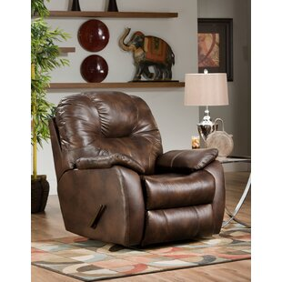 Avalon Leather Recliner